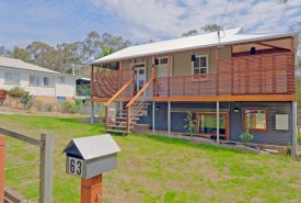 Recycled House, Brisbane West