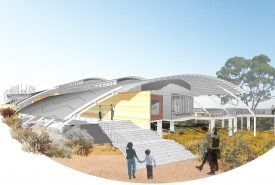 Ngarluma Community Centre, West Australia